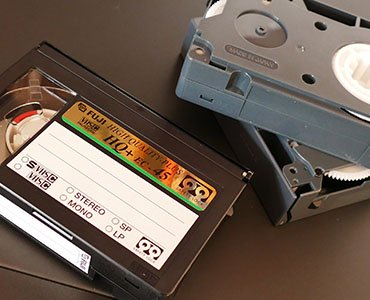 Video Tape to DVD Conversion